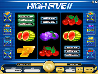 high five casino online
