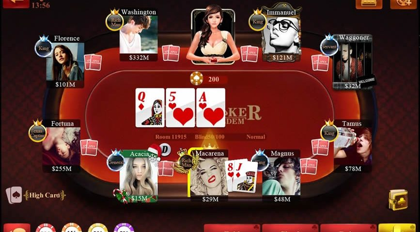 party poker online wetten